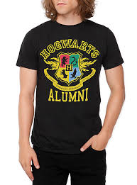 harry potter alumni shirt harry potter hogwarts alumni t shirt hot topic t shirt review