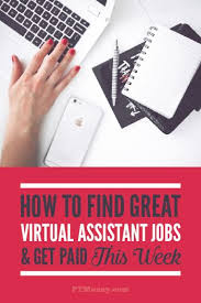 How To Find Resumes Online by 25 Best Assistant Jobs Ideas On Pinterest Virtual Assistant