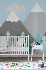 tendance chambre enfant fresque murale chambre enfant dessins chambre peinture