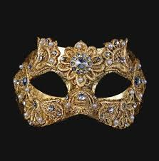 gold masquerade mask colombina macrame gold masquerade mask vivo masks