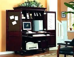 Armoire Office Desk White Armoire Desk Armoire Office Desk Computer Desk Free