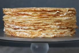cuisine crepe gâteau de crêpes crepe cake the epicurean