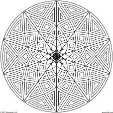coloring pages patterns geometric geometric patterns to color