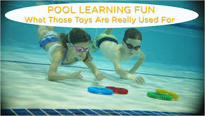 Swimming Pool Meme - pool learning fun what those toys are really used for goldfish