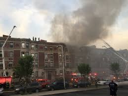 Fire Evacuation Plan For Beauty Salon by Apartment Fire Cbs Philly