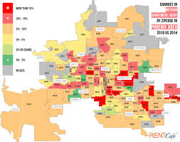 Map Of Tempe Arizona by Metro Phoenix Had 4th Highest Rise In Rental Rates In U S But