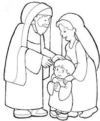 Hannah And Samuel Coloring Page Funycoloring Samuel Coloring Pages