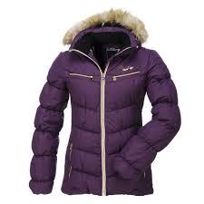 dare2b refined ii ski jacket women purple skiwebshop