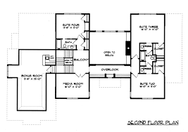 French Cottage Floor Plans by Bordeaux Edg Plan Collection