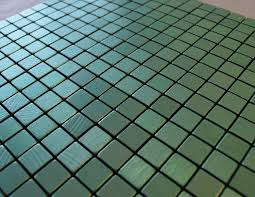 Aluminum Kitchen Backsplash Amazon Com Flexipixtile Modern Aluminum Mosaic Tile Peel