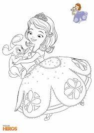 53 coloriage princesse sophia images princess