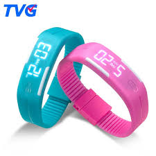 silicone bracelet watches images Tvg brand soft silicone bracelet strap cartoon watches boys girls jpg