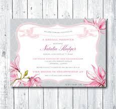 bridal shower invitation free online bridal shower invitations