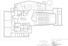 caixaforum museum plan plans pinterest architectural
