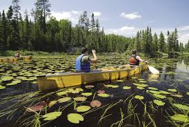 Boundary Waters Map Day Trip Into The Wild Northern Wilds