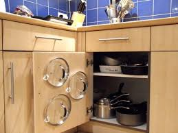 Organizing Pots And Pans In Kitchen Cabinets Clever Diy Ways To Organize Pots And Pans Pot Lids Adhesive And