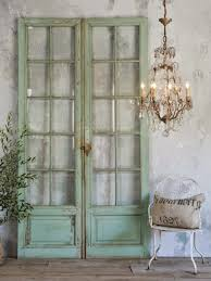 Interior Wall Decoration Ideas Antique Doors In The Interior Add Unique Accents To The Decor