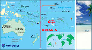 map of the islands cook islands map geography of the cook islands map of the cook