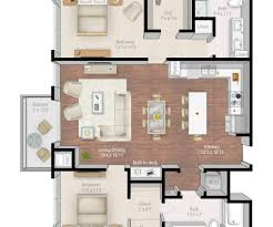 luxury apartment plans deluxe home design bbhe bedroom apartment plans manhattan