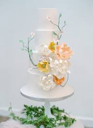 modern indoor garden wedding inspiration ruffled