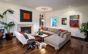 phenomenal l shaped living room design living room druker us