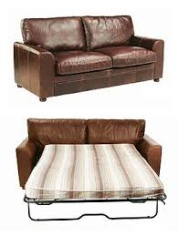 Leather Sofa Sleeper Leather Sofa Bed Sofa Designs Pictures