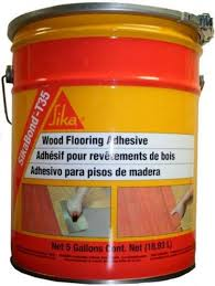 sikabond t35 urethane adhesive 5 gallon fast floors