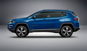 jeep compass 2017 roof jeep presents the new compass in brazil motorchase