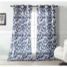 Blue Ikat Curtain Panels Blue Ikat Curtain Panels Blue And White Ikat Fabric Uk Lovely Blue