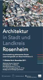architektur rosenheim ausstellung architektur in stadt und landkreis rosenheim