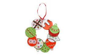 crafts ornament foam wreath a c