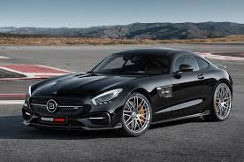 brabus 591hp brabus mercedes amg gt s revealed