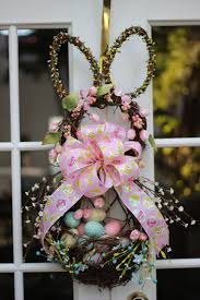 spring wreath for front door how to make a spring wreath with a