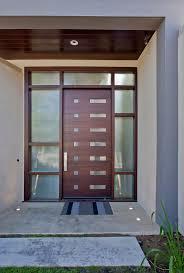 Exterior Aluminum Doors Unique Front Doors Entry Modern With Aluminum Windows Concrete