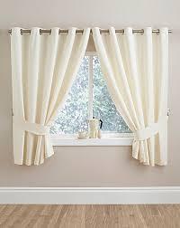 Home Essentials Curtains Plain Dye Panama Eyelet Kitchen Curtains Home Beauty U0026 Gift Shop