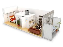 Studio Apartment Floor Plans - Small apartments design pictures