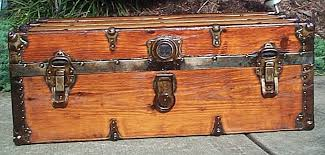 beautiful travel trunks restored antique trunk expert photographic history and examples of