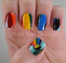 peace love lacquer nail art gallery