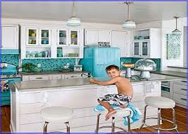 Glass Tile Backsplash Pictures  Best Glass Tile For Kitchen - Teal glass tile backsplash