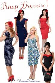 15 classic vintage 1940s dress styles