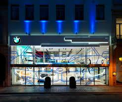 bmw dealership inside step inside the world u0027s most beautiful bmw dealership