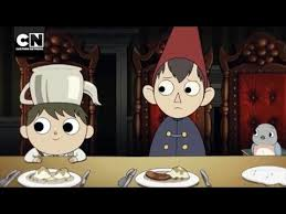 quincy endicott i over the garden wall i cartoon network youtube