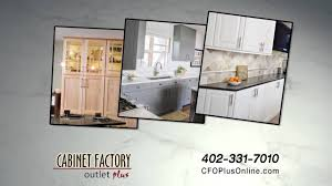 cabinet factory outlet 2016 commercial youtube