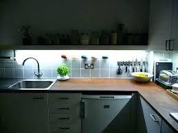 battery operated led lights for cupboards under cabinet lighting wireless battery powered under kitchen