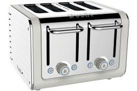Dualit Toaster Uk 46523 Architect Toaster 4 Slice Canvas Stainless Steel