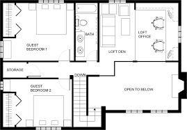 floor plan website highland drive residence russian