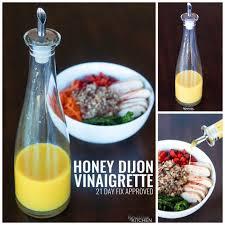 honey mustard vinaigrette the bewitchin u0027 kitchen