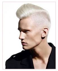 best hairstyles plus platinum mens haircuts short on sides long on