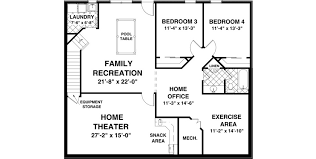 Floor Plans For 1500 Sq Ft Homes Country Style House Plan 2 Beds 2 50 Baths 1500 Sq Ft Plan 56 643