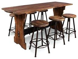 bistro table set indoor rustic bistro table stylish rustic bistro table and chairs with 7
